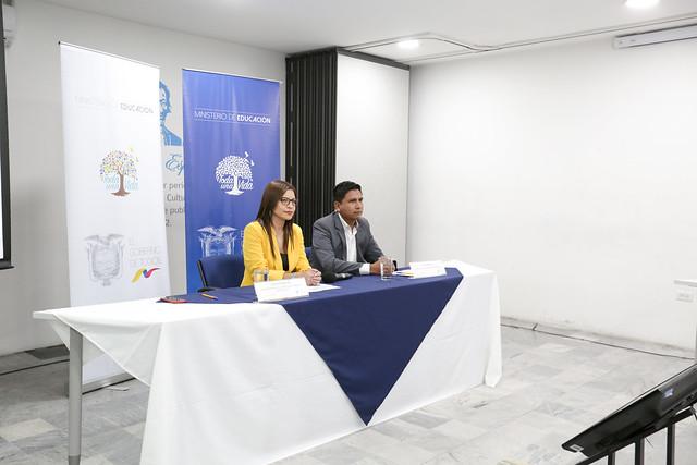 Rueda de prensa Fase Inscribe Sierra-Amazonía