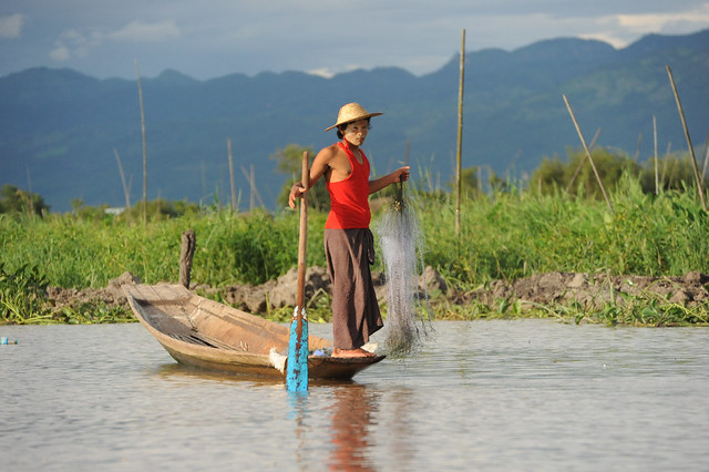 Inle Lake, Myanmar (Birmania) D700 689