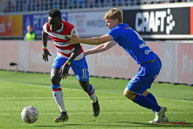 AA Gent - Club Brugge 05-05-2019