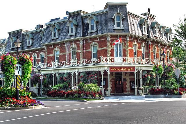Prince of Wales Queen Street-Hotel-Niagara on the Lake-Ortario Canada 2441