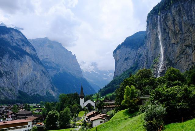 Staubbach Waterfall, Lauterbrunnen, Switzerland (118)