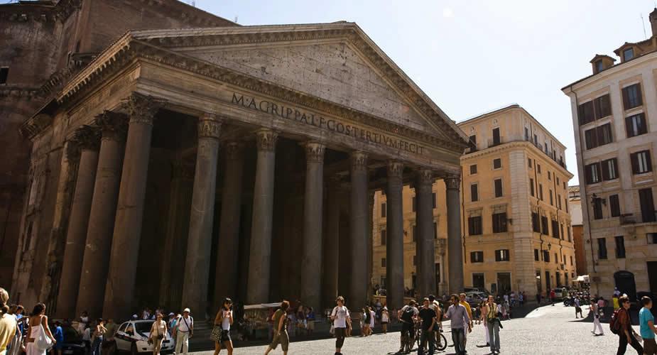 Bezienswaardigheden Rome: Het Pantheon | Mooistestedentrips.nl