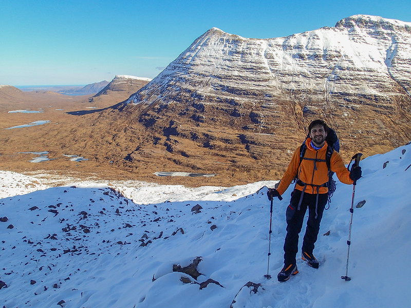 Sat, 2013-03-30 09:05 - Approach in Torridon in Easter