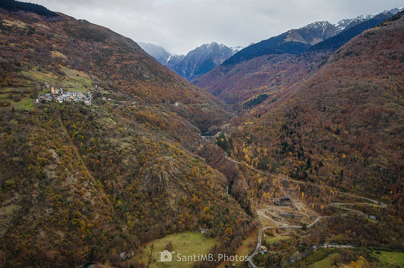 Entrada al Valle de Toran