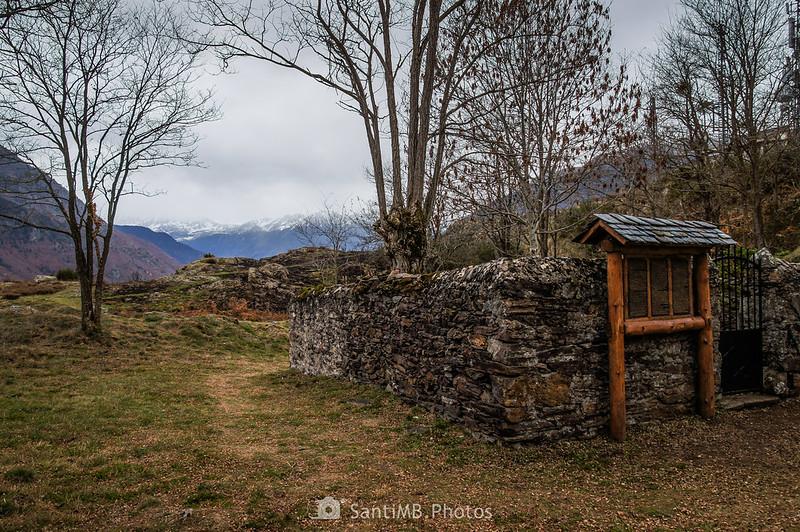Cementiri de Teresa en Bausen