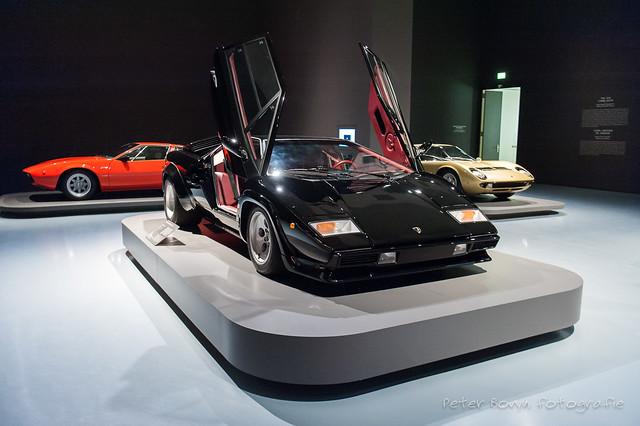 Lamborghini Countach 5000 QV - 1986