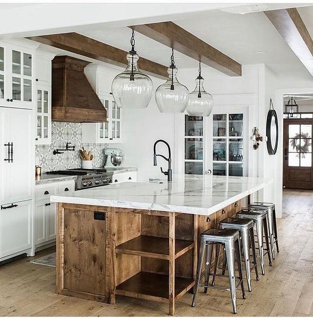 French Farmhouse Style Kitchen Designs Best Sinks