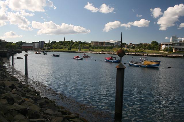 The River Wear, Sunderland