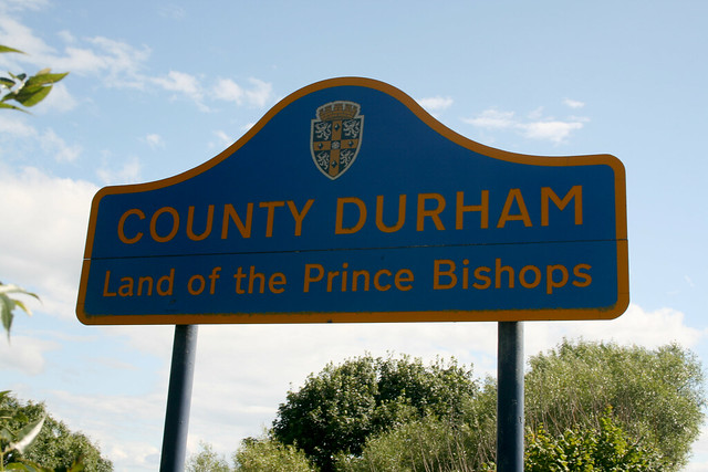 County Durham border