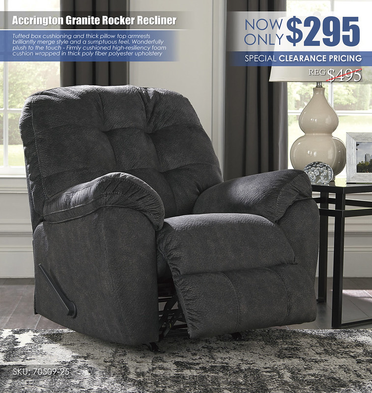 Accrington Granite Recliner_Clearance_370509-25