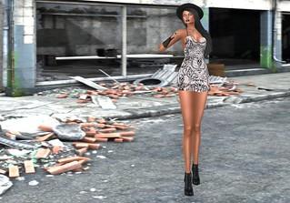 My Avant Garde Goth Fashion