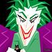 Caricatura joker guasón batman juguete toy humor gráfico ilustración chile