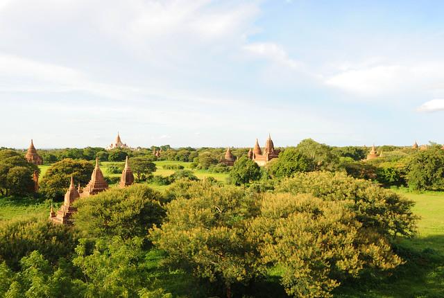 Bagan, Myanmar (Birmania) D700 1595