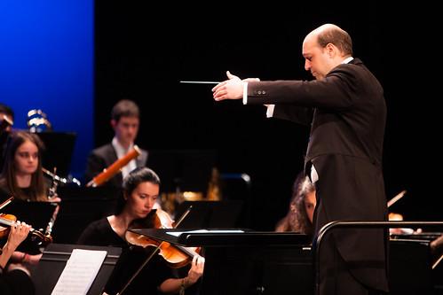 Concierto Orquesta Sinfónica Universidad de Navarra. 2019
