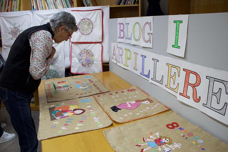 2a mostra Blog i arpilleres