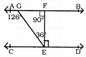 KSEEB Solutions for Class 9 Maths Chapter 3 Lines and Angles Ex 3.2 5