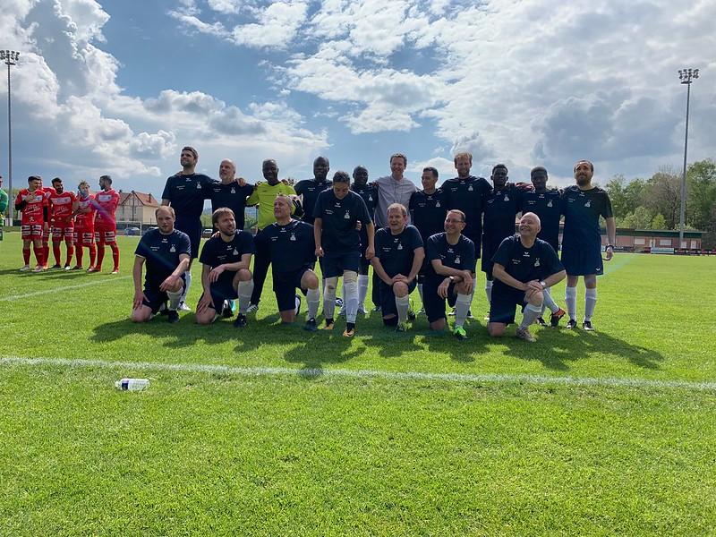 Denier 2019 - Match de football