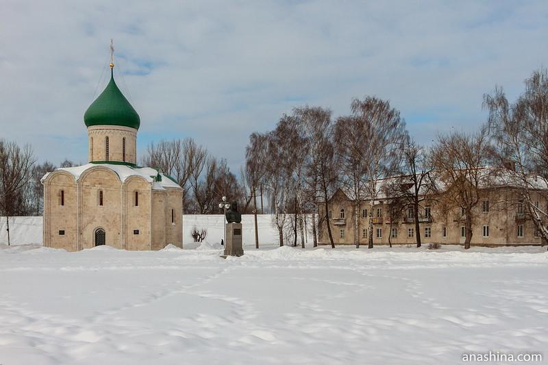 Спасо-Преображенский собор, Переславль-Залесский