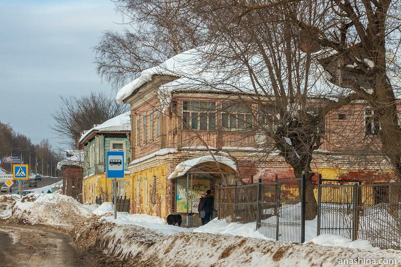 Дома по Ростовской улице, Переславль-Залесский