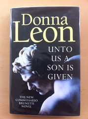 Unto Us A Son Is Given - Donna Leon
