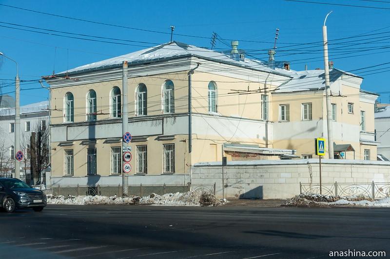 Больница губернского земства, Кострома