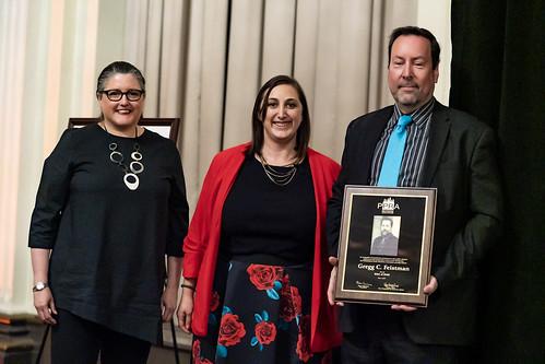 2019 Hall of Fame Honoring Gregg Feistman
