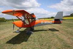 G-WINO Aeropro Eurofox [BMAA HB669] Popham 040519