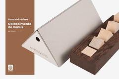 Lançamento livro-objecto 'O Nascimento de Vénus', de Armando Alves
