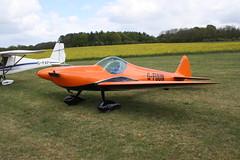 G-FUUN Silence Aircraft Twister [LAA 329-15078] Popham 040519