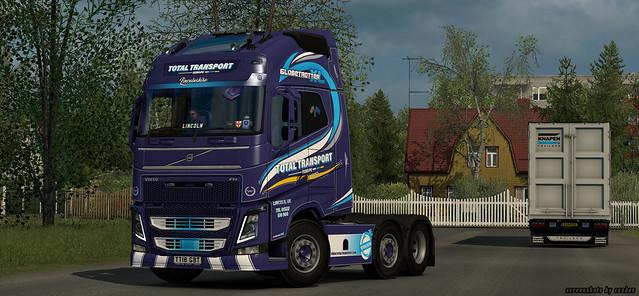 TTEU - Volvo FH500  (w/ Knapen Extreme)