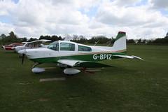 G-BPIZ American Aviation AA-5B [1154] Popham 040519