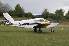 G-ATOR Piper PA-28-140 [28-21696] Popham 040519