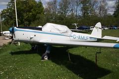 G-AMUF de Havilland Canada DHC-1 [C1 0832] Popham 040519