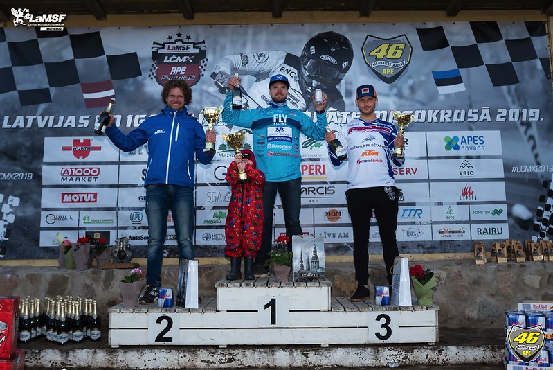 Latvijas čempionāts - Vaidavas kausa izcīņa motokrosā | Ape (05.05.2019.)