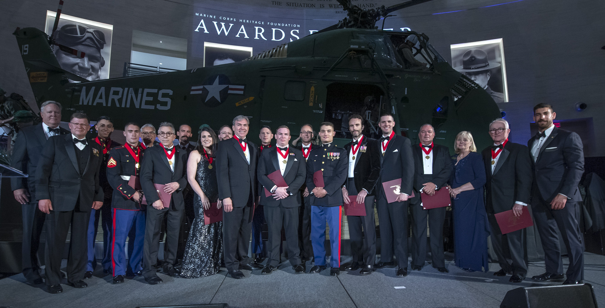 Event Photo Galleries - Marine Corps Heritage Foundation