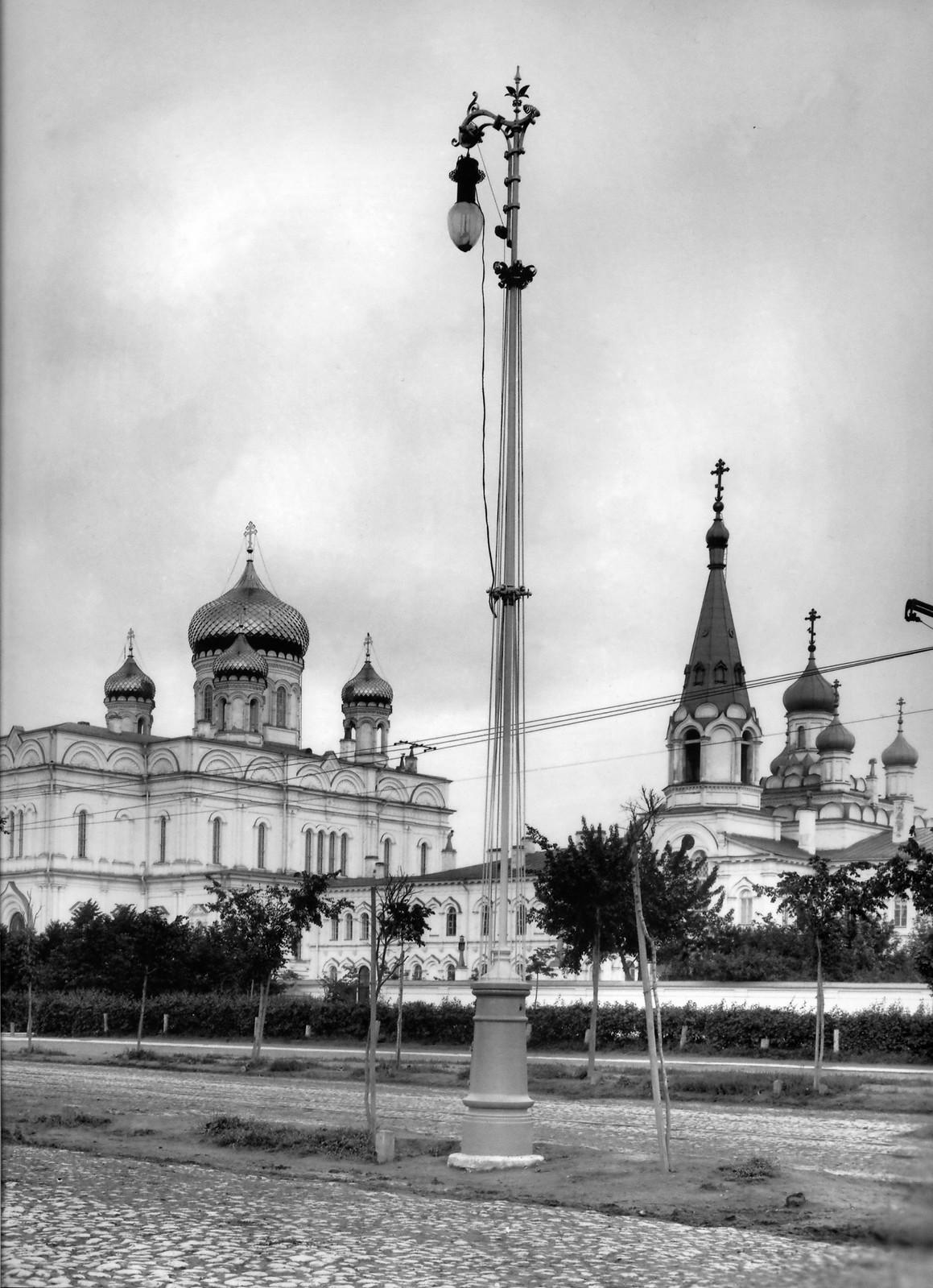 Собор Воскресения Христова Восресенского Новодевичьего монастыря