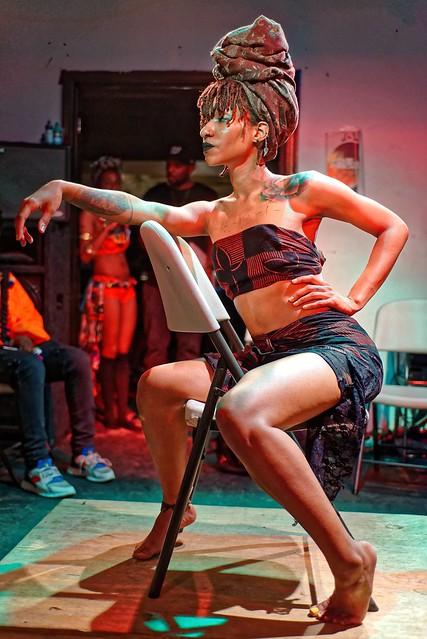 Artist Evolve: Diaspora Model - Washington, DC