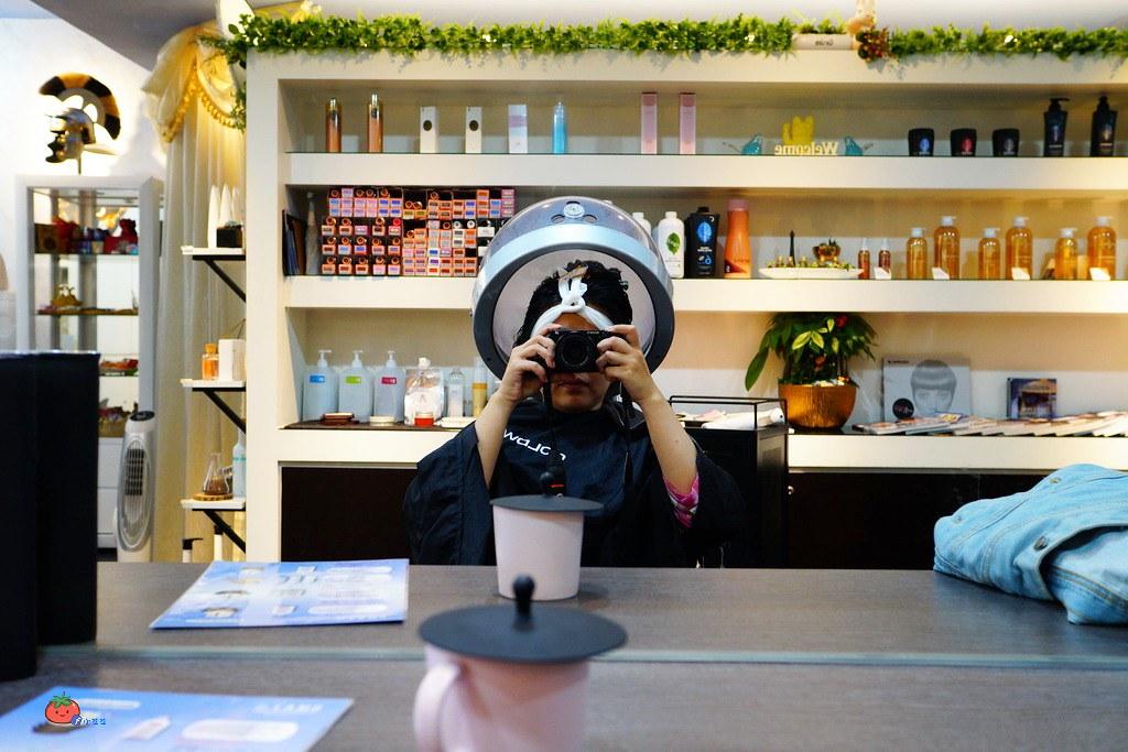 中山區髮廊 STARRY 護髮