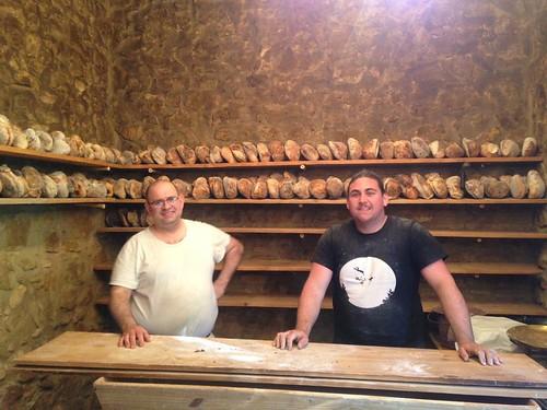 2 Boulangers et pains