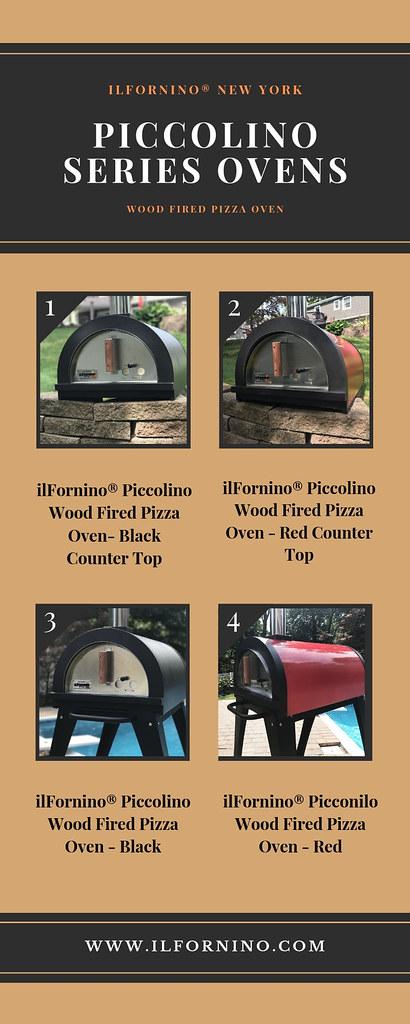Ilfornino Piccolino Series Wood Fired Pizza Oven Explore T Flickr