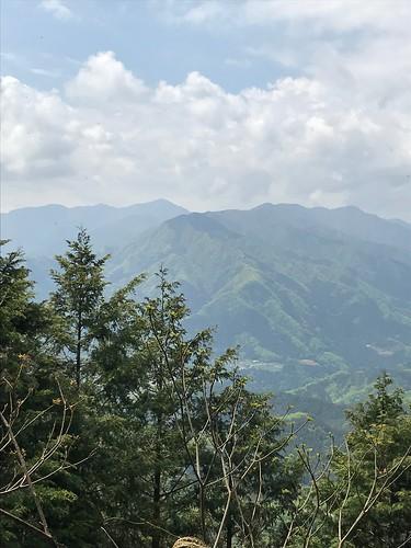 石老山 山頂