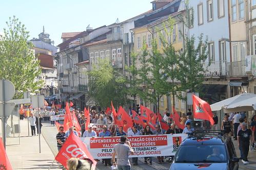 1º Maio - Guimarães - 2019