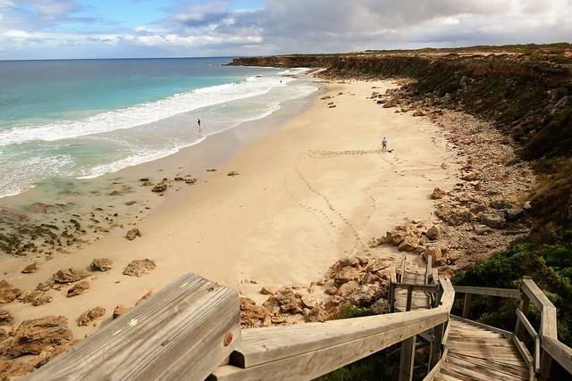 Sun, Surf and Sand, Swimmers Beach, Yorke Peninsula, South Australia