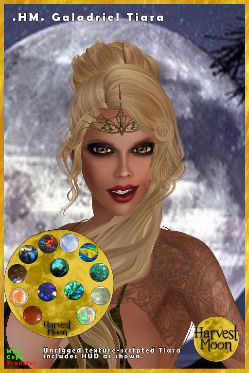 Harvest Moon – Galadriel Tiara