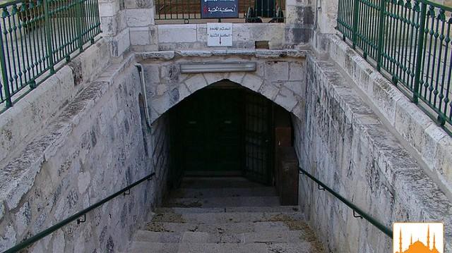 5131 12 historical landmarks inside Masjid al Aqsa 02