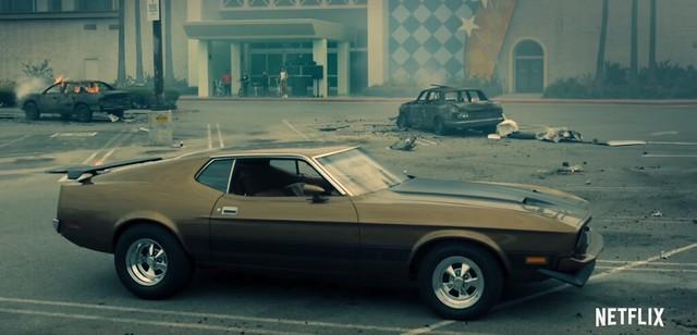 Netflix je okraj světa - Mustang Mach 10