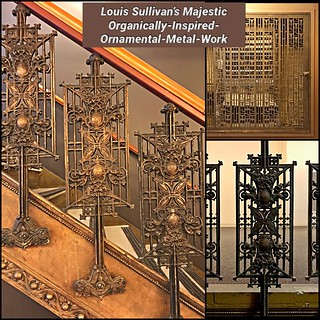 Louis Sullivan's Work