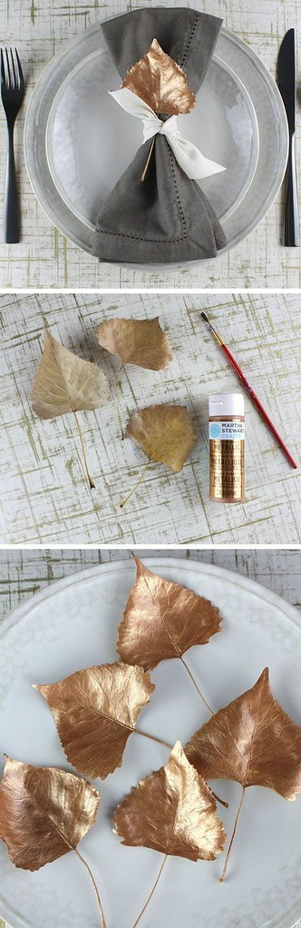 ▷ 1001+ tolle Ideen zum Thema Basteln mit Blättern