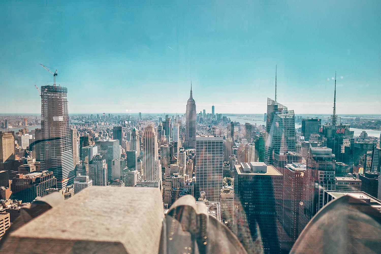 New York vinkkejä