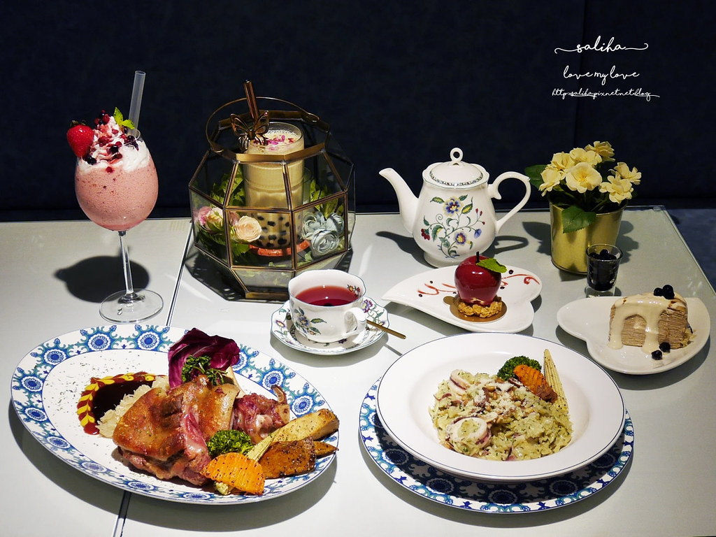 桃園統領百貨餐廳美食推薦BG德國農莊餐廳生日大餐氣氛好浪漫